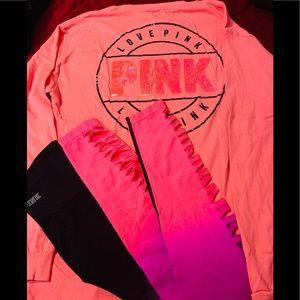 🆚 pink set